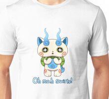 Yo-kai Watch Komasan - Oh mah swirls! Unisex T-Shirt