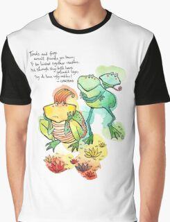 Toads & Frogs Graphic T-Shirt