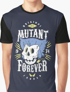 Mutant Forever Graphic T-Shirt