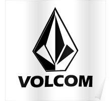 Volcom logo Poster