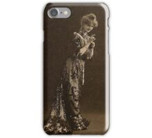 "Old West Madame or saloon owner, ""Etta"" iPhone Case/Skin"