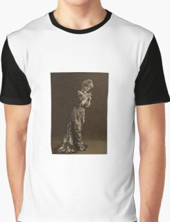 """Old West Madame or saloon owner, """"Etta"""" Graphic T-Shirt"""