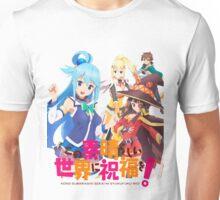konosuba! Unisex T-Shirt