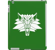 White Wolf iPad Case/Skin