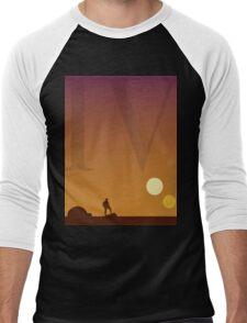 Star Wars Episode 4 Men's Baseball ¾ T-Shirt