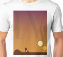Star Wars Episode 4 Unisex T-Shirt