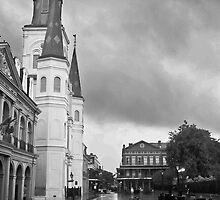 Jackson Square, NOLA by Doug Graybeal