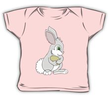Easter Cotton Tail Bunny Baby Tee