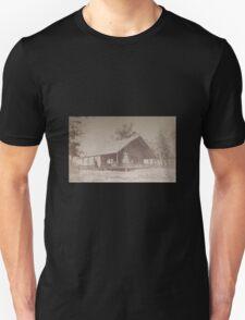 """""""Snarler's""""--an Old West saloon Unisex T-Shirt"""