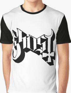 Ghost B.C. Band Logo Graphic T-Shirt