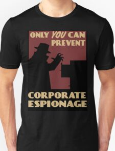 Fallout - Corporate Espionage T-Shirt