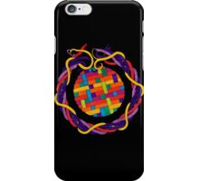 Psychedelic Abstract colourful work 84(part) iPhone Case/Skin