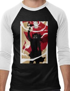 Lady Thor Men's Baseball ¾ T-Shirt