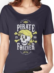 Pirate Forever Women's Relaxed Fit T-Shirt