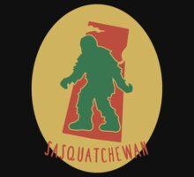 Sasquatchewan Kids Tee