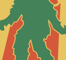 Sasquatchewan Sticker