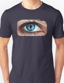 Great Eye Pop Art, Graphic! Unisex T-Shirt