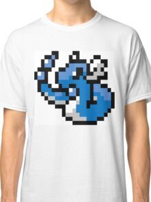 Pokemon 8-Bit Pixel Dragonair 148 Classic T-Shirt