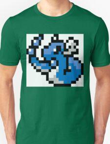 Pokemon 8-Bit Pixel Dragonair 148 Unisex T-Shirt