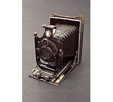 Antique Camera Photographic Print