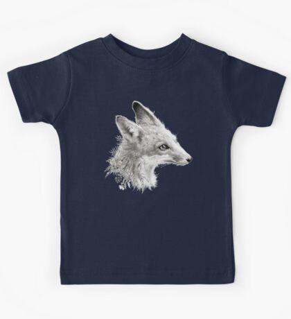 A Young Fox Kids Tee