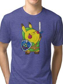 PikaLink Tri-blend T-Shirt