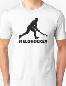 Field hockey Unisex T-Shirt