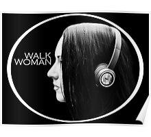 WALK-WOMAN Poster