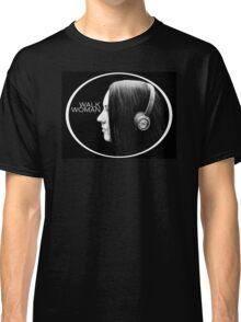 WALK-WOMAN Classic T-Shirt