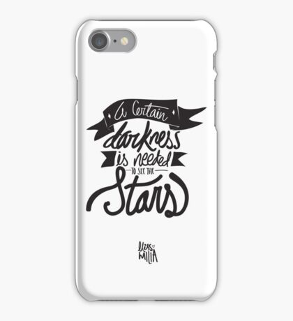 To see the stars iPhone Case/Skin
