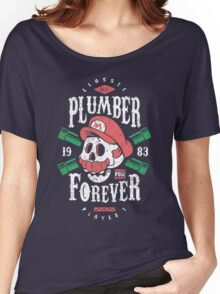 Plumber Forever Women's Relaxed Fit T-Shirt