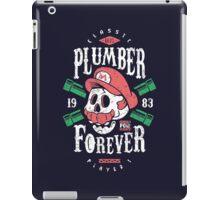 Plumber Forever iPad Case/Skin