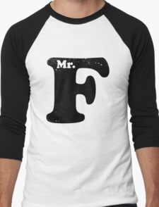 Mr. F Men's Baseball ¾ T-Shirt