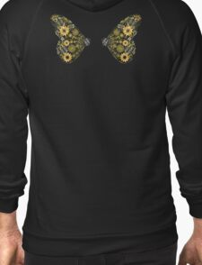 Cog and Gear Butterfly Wing Back Shirt T-Shirt