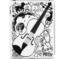 fiddler iPad Case/Skin