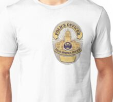 Palm Springs Police Unisex T-Shirt