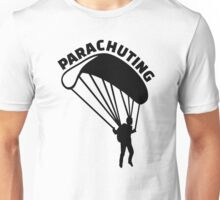 Parachuting Unisex T-Shirt