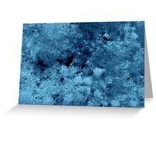 Iceworld Greeting Card