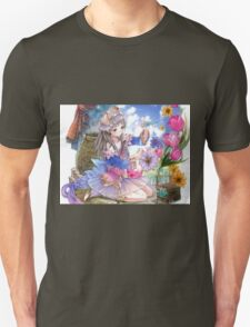 Colorful World of atelier totori Unisex T-Shirt