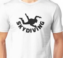 Skydiving Unisex T-Shirt