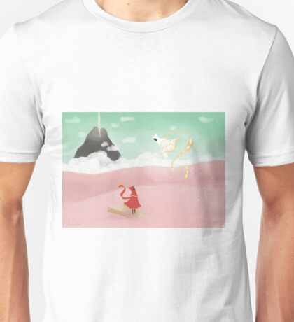 Journey ps3 Unisex T-Shirt