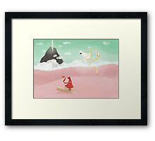 Journey ps3 Framed Print