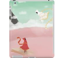 Journey ps3 iPad Case/Skin