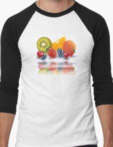 Fresh fruit Men's Baseball ¾ T-Shirt