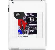 BLM iPad Case/Skin