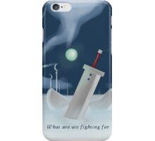 Cloud Strife - Dissidia  iPhone Case/Skin
