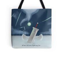 Cloud Strife - Dissidia  Tote Bag