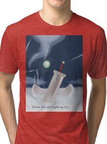 Cloud Strife - Dissidia  Tri-blend T-Shirt