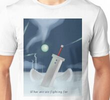 Cloud Strife - Dissidia  Unisex T-Shirt