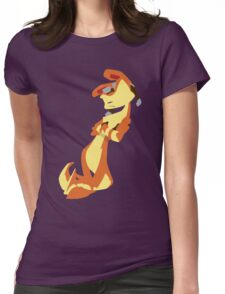 Jak and Daxter-Daxter(No eyes variant) Womens Fitted T-Shirt